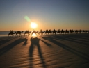 Sunset am Cable Beach, Broome.
