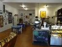 16 - Schöner Stopp bei Oodies Cafe in Bundaberg.